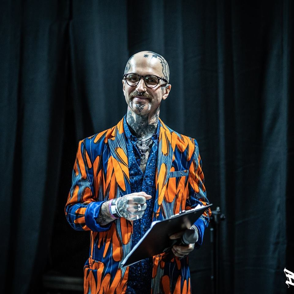 Dominik Mądrachowski – fot. foto: Bartek Modrzejewski